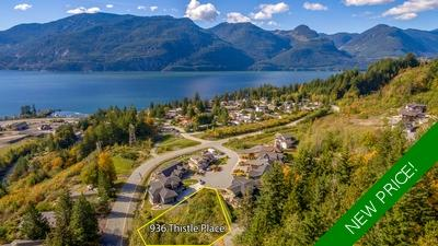Britannia Beach Land for sale: (Listed 2018-10-11)