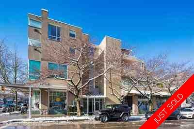 Kitsilano Condo for sale:  1 bedroom 657 sq.ft. (Listed 2019-03-13)
