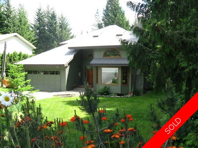 Alpine Meadows Whistler House for sale:  3 bedroom 2,050 sq.ft. (Listed 2011-05-26)