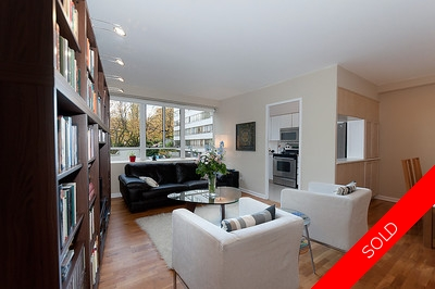Hycroft Towers South Granville Condo for sale:  2 bedroom 758 sq.ft. (Listed 2012-10-17)