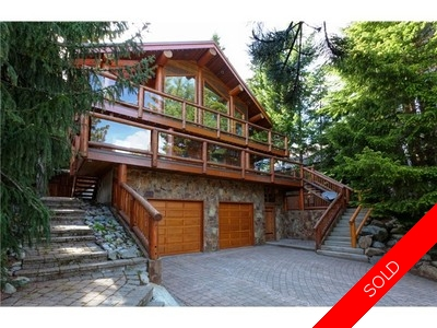 Whistler Cay Heights  House for sale:  5 bedroom 3,500 sq.ft. (Listed 2013-09-29)
