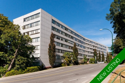 SOUTH GRANVILLE Condo for sale: HYCROFT TOWERS 2 bedroom 780 sq.ft. (Listed 2017-09-11)