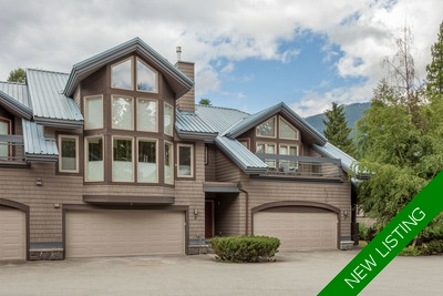 Whistler Creek Baseline Townhouse for sale: 3 bedroom 1,820 sq.ft. (Listed 2017-07-20)
