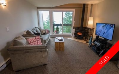 Whistler Creek Townhouse for sale:  2 bedroom 916 sq.ft. (Listed 2017-12-13)