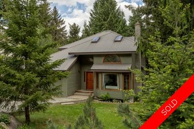 Alpine Meadows House for sale:  3 bedroom 2,050 sq.ft. (Listed 2018-05-29)