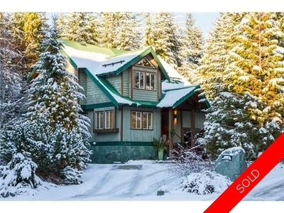 Whistler Creek House for sale:  6 bedroom 2,800 sq.ft. (Listed 2014-04-30)