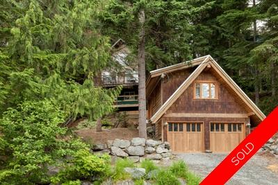 Alpine Meadows VIEW House for sale: 3 bedroom 2,000 sq.ft. (Listed 2016-06-17)